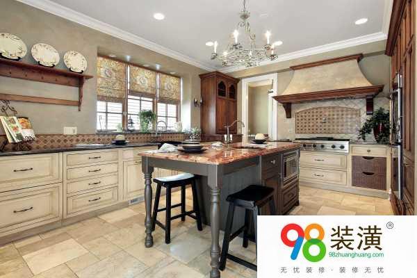 厨房专用地板砖种类 厨房地砖选购技巧