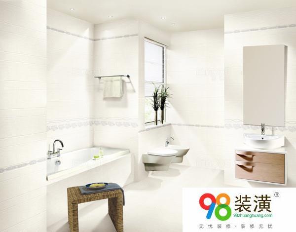 卫生间现代墙砖安装方法  卫间现代墙砖安装要点