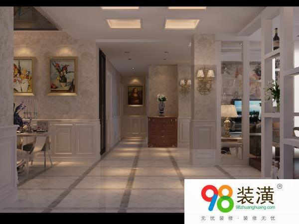 住宅室内设计图之简约设计 房屋的装修技巧有哪些