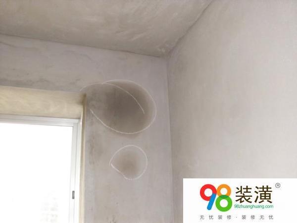 墙面一般刮一遍后隔几天在刮说明 墙装修步骤