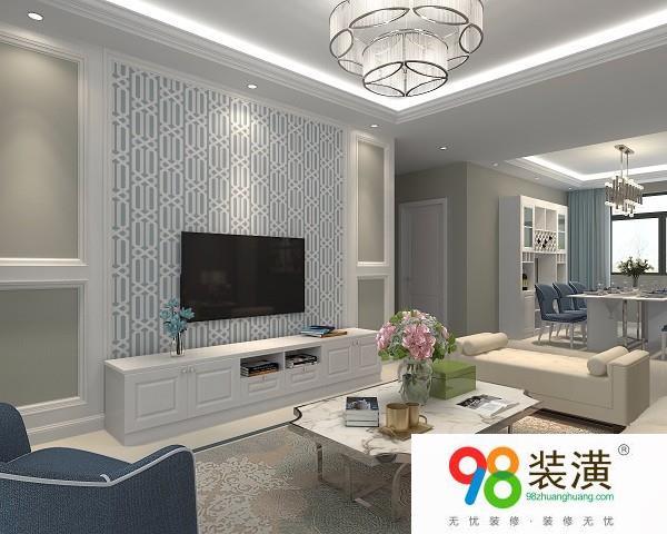 房子装修设计案例 装修设计搭配色彩