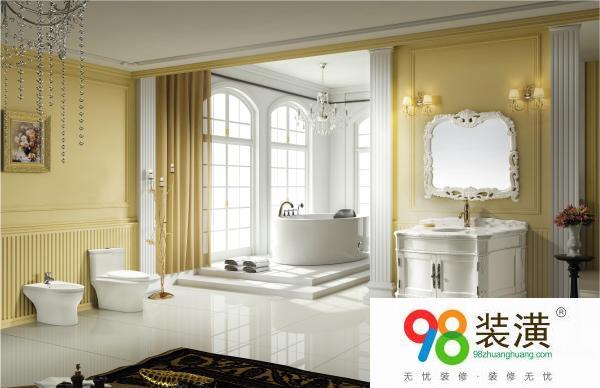 家庭洗手间装修效果图 家庭装修公司哪家好