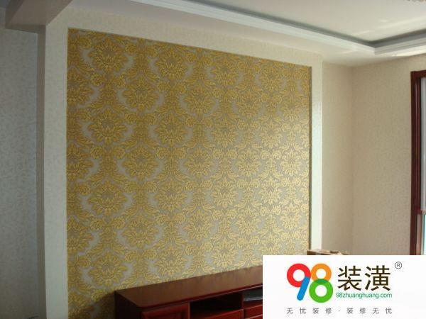 究竟家里怎么贴壁纸 壁纸选择技巧有哪些