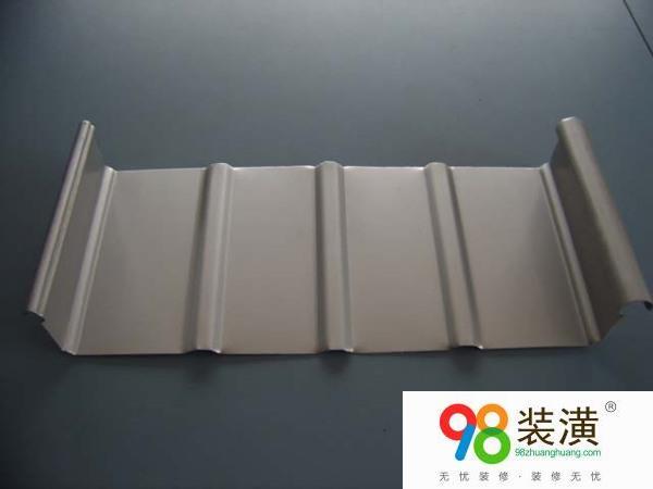 高档金属屋面墙面系统颜色 金属屋面防水事项