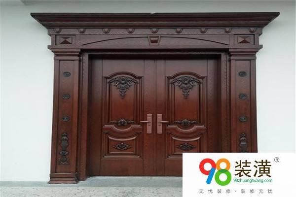 标准房门尺寸是多少 房间门用什么材料好