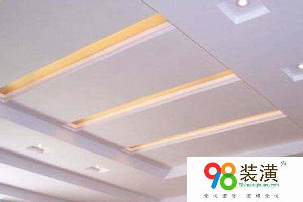 普通石膏板吊顶价格是多少 防水吊顶石膏板的优点