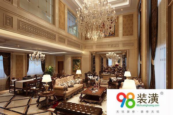 欧式装潢风格设计理念 室内装潢有哪些风格