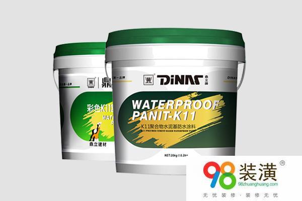 聚合物水泥防水涂料的注意事项 防水涂料品牌