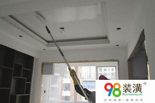 墙面重新粉刷服务收费标准 墙面粉刷怎么做