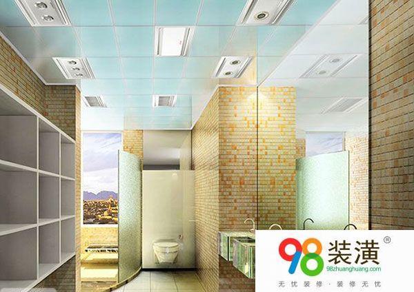卫生间暖风吊顶注意事项 吊顶暖风机品牌