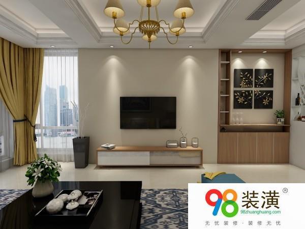 现代三室两厅装修风格介绍 如何装修三室二厅