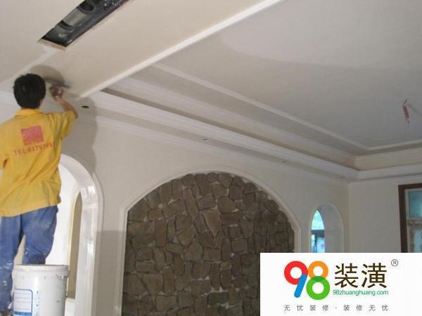 墙面漆怎么刷   墙面漆施工注意事项
