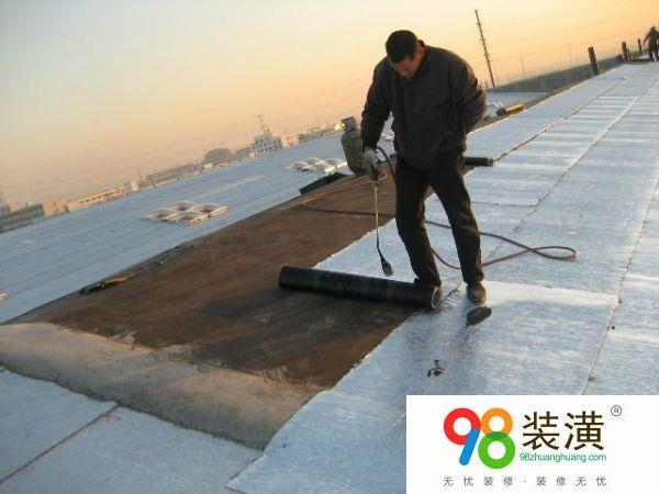 天沟防水施工方法   天沟防水施工需要注意些什么