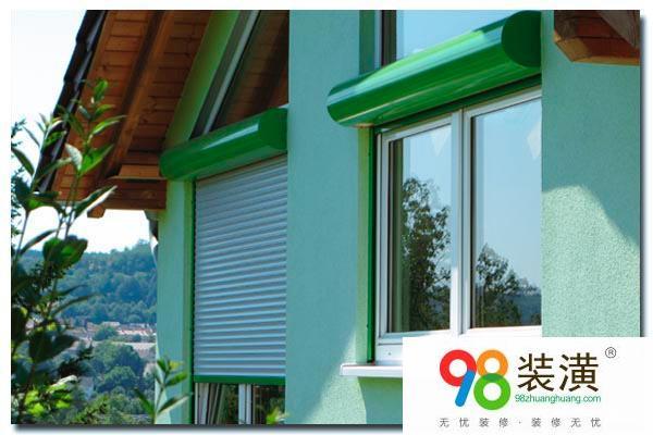 铝合金卷帘窗有哪些特点 卷帘窗怎么选购