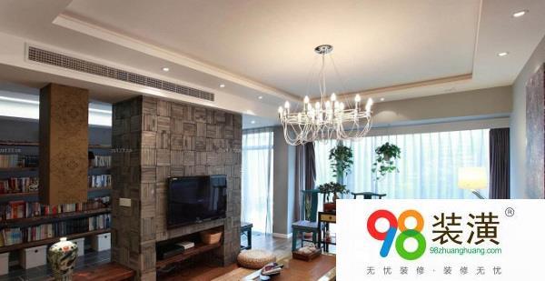 吊顶多高的介绍 客厅吊顶设计方案
