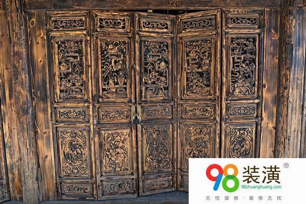 仿古木门窗材质有哪些 仿古木门窗的装修方法