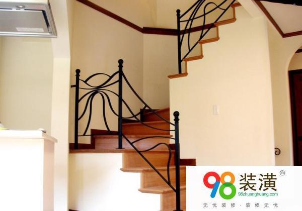 简易楼梯怎么样 简易楼梯怎么装修