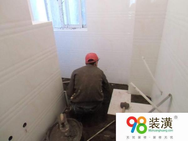 先贴砖再找平墙面吗  贴瓷砖的方法