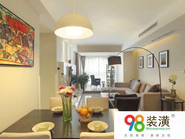 现代简约客厅沙发挂画风水禁忌 客厅沙发挂画技巧