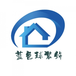 蓝色球装饰晋江