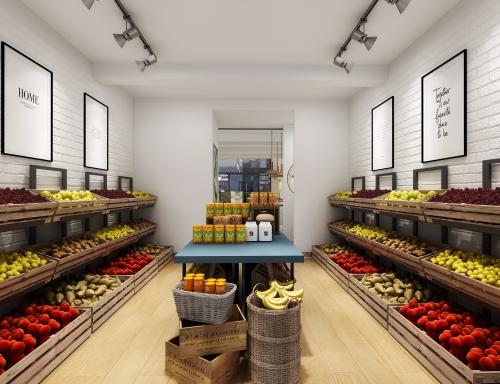 水果店装修