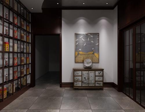 酒展展厅设计