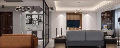 单身公寓北欧装修